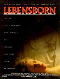 "Poster for the movie ""Lebensborn"""