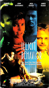 "Poster for the movie ""Illicit Behavior"""