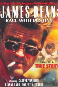 "Poster for the movie ""James Dean: Race with Destiny"""